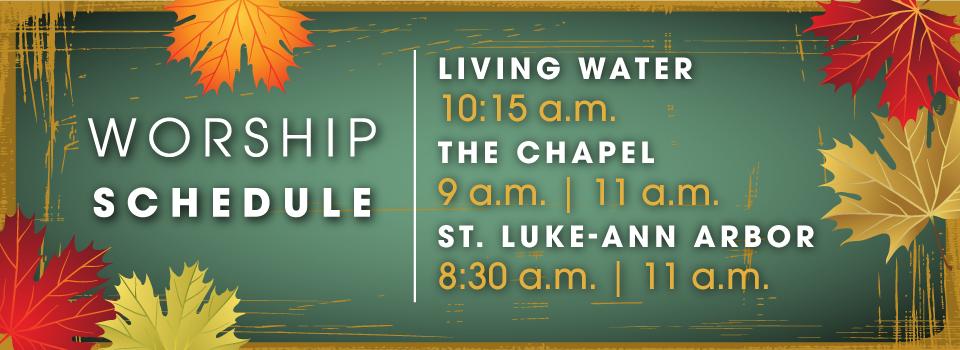 St-luke-worship-hours