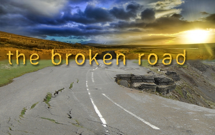 The Heart of Jesus for the Broken Road